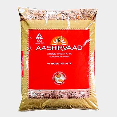 Aashirvaad Chakki Aata 5kg