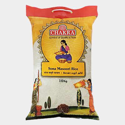 Chakra Sona Masoori Rice 10kg