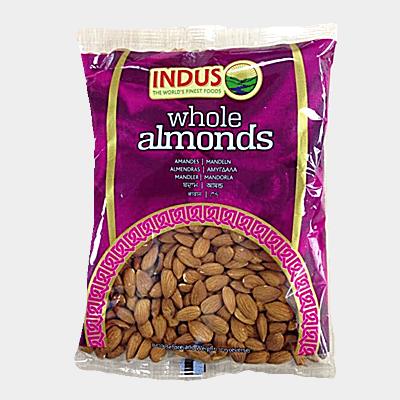 Indus Almonds 700g