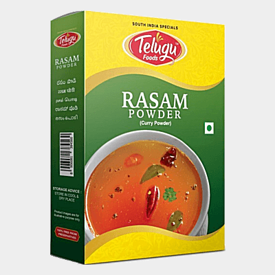 Telugu Foods Rasam Powder 100g
